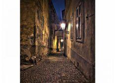 Dimex Fototapeta MS-3-0043 Ulica v noci 225 x 250 cm