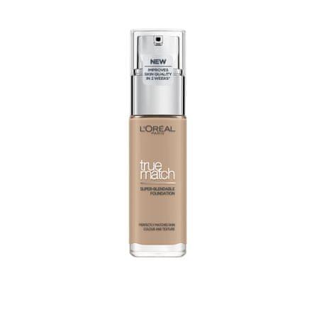 L'Oréal tekoči puder True Match, 4N Beige