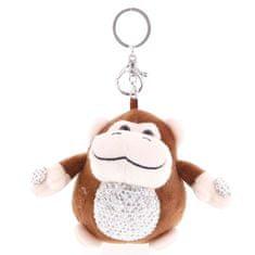 Delami Přívěsek na kabelku či klíče opička Canute