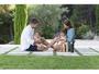 7 - Miniland Baby Sada termosky a termoobalu DeLuxe zlatá