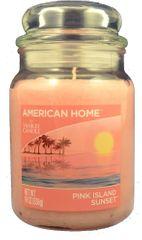 Yankee Candle Americký domov 538 g Západ slunce na ostrově