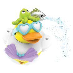 Yookidoo Kreativní plavací kachna - Mořská panna