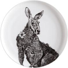 Maxwell & Williams Marini Ferlazzo tanier klokan 20 cm, červená