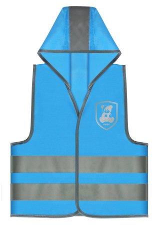Reer Biztonsági mellény, kék