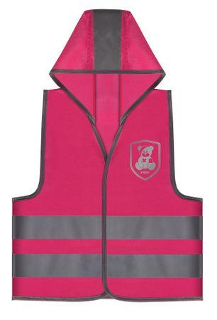 Reer Biztonsági mellény, rózsaszín