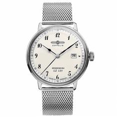 Zeppelin hodinky