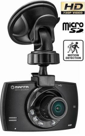 Manta MM313 avto kamera Black Box 4 - Odprta embalaža