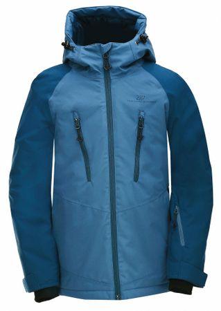 2117 dětská lyžařská bunda Lammhult JR navy 128