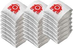 KOMA ML03PL - Sada 20 ks sáčků do vysavačů s plastovým čelem pro Miele F,J,M