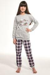 Cornette Dívčí pyžamo 594/117 Kids koala