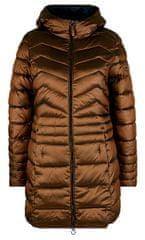 s.Oliver Dámsky kabát 05.909.52.3237.8497 Brown
