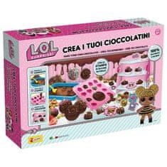 Lisciani LOL sada na výrobu vlastní čokolády