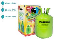 Amscan Helium na 50 balónků