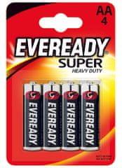 Energizer Eveready Super Heavy Duty AA R6 / 4