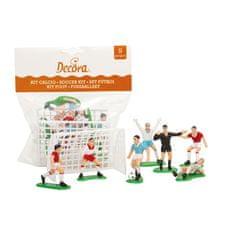 Decora Figurka fotbalistů na dort