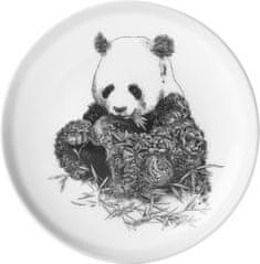 Maxwell & Williams Marini Ferlazzo tanier panda veľká, 20 cm