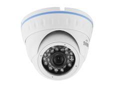 Sview FD1020WW, venkovní antivandal dome TVI/AHD/CVI/CVBS kamera 720p, f2.8mm, IR 20m, D-WDR, SView