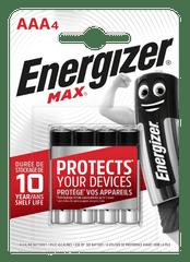 Energizer E301532000 Max AAA / 4 LR03
