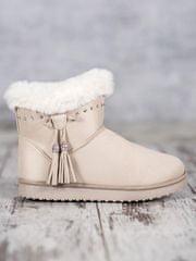 Śniegowce damskie 58869