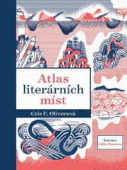 Oliverová Chris F.: Atlas literárních míst