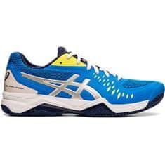 Asics Pánská tenisová obuv Gel Challenger 12 Clay 2019   modrá