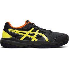 Asics Dětská tenisová obuv Gel Game 7 Clay GS | 2019 | černá, žlutá