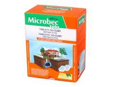 BROS Tablety do žump, septiků a ČOV MICROBEC TABS 16 x 20 g