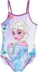 Sun City Dívčí plavky Frozen Elsa fialová Velikost: 116 (6 let)