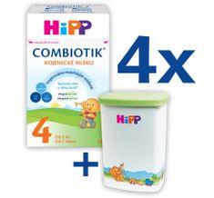 HiPP 4 BIO Combiotik - 4 x 600g