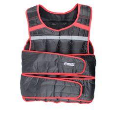 Master zátěžová vesta Weight Vest - 20 kg