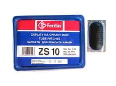 FERDUS záplaty ZS10 50x25 50ks/2.24/ks