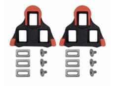 Shimano kufry pedálů SM-SH10 pevné červené