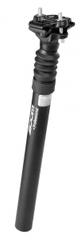 Zoom sedlovka 27.2 x 350mm odpružená Al černá