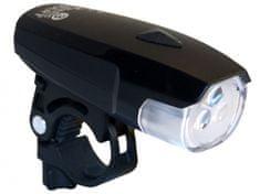 Smart osvětlení přední 111W 3 LED černé