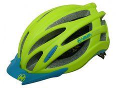 HAVEN prilba Toltec II zeleno / modrá