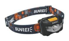 HAVEN čelovka Sunree Youda II oranžovo / čierna
