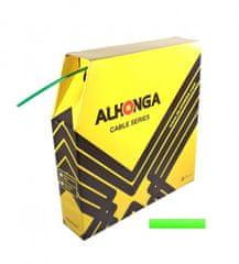 Alhonga bowden řadicí 1.2/4.0mm SP 30m zelený box