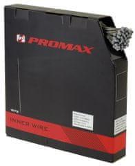 Promax lanko brzdové silniční 1.5*200 nerez 100ks
