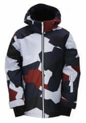 2117 kurtka narciarska dziecięca