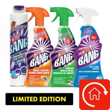 Cillit Bang Generalno čiščenje, komplet čistil