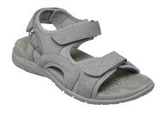 SANTÉ Zdravotná obuv dámska MDA / 702-15 ALLUMINIUM šedá