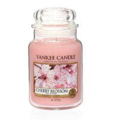 Yankee Candle Cseresznyevirág illatgyertya Cherry Blossom 623 g - nagy