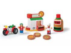 Wow Mario pizzeria