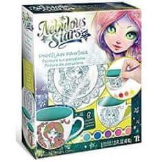 Educa kreativní sada pro výrobku vlastního porcelánu Nebulous Stars
