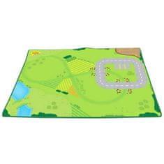Bigjigs Rail Bigjigs Rall Hrací koberec pro vláčkodráhu