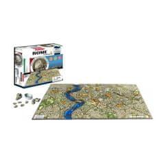 Wiky Puzzle 4D City Řím a Vatikán