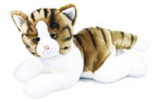 Rappa Plyšová kočka ležící, 50 cm (od 0 let)