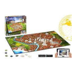 Wiky Puzzle 4D City starověký řím