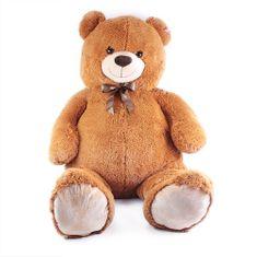 Rappa velký plyšový medvěd Max, 150 cm (od 3 let)