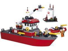 Sluban Sluban Hasiči M38-B0630 Záchranná loď